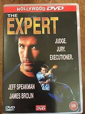Jeff Speakman James Brolin THE EXPERT ~ 1994 Arti Marziali Film Regno Unito DVD