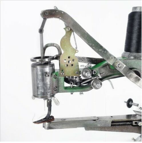 Instructions Hand Machine Cobbler Shoe Repair Machine Dual Cotton Nylon Line
