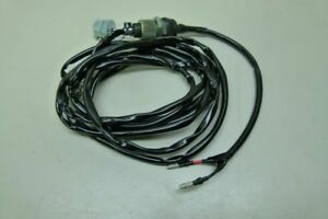 new mercury outboard quicksilver wiring harness 84 80052m ebay rh ebay com Truck Wiring Harness Trailer Wiring Harness