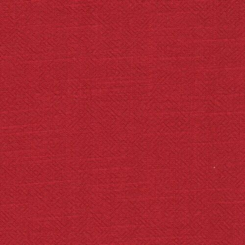 Dressmaking Fabric Fashion Stone Washed 100/% Linen Rich Red