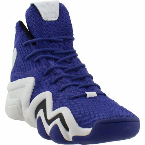 morado Adv Adidas Crazy baloncesto 8 Zapatillas Hombre Primeknit de w8qzRzS