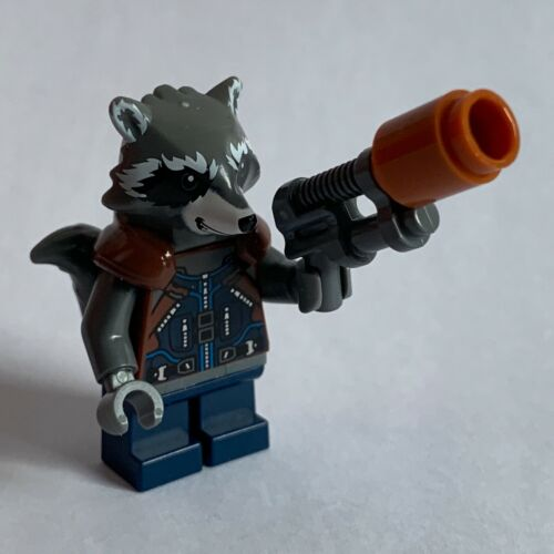 RABIT LEGO 76102 MARVEL SUPER HEROES ROCKET RACCOON MINI FIGURE BRAND NEW