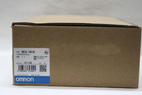 1PC Omron HMI NB5Q-TW01B NB5QTW01B New In Box