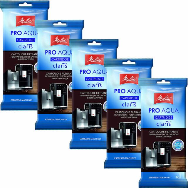 5  ORIGINAL MELITTA  Filterpatrone Pro  Aqua  Nr 192830 Wasserfilter