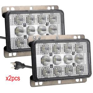 4x6-Tractor-lights-For-John-Deere-7130-7230-7330-7220-7320-7420-6230-6330-x2pcs