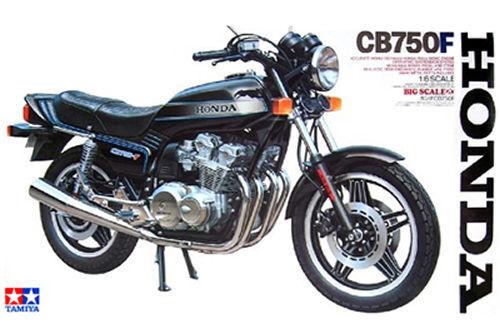 Tamiya Honda Cb750f CB 750 F Year 1979 Model Set 1 6 Kit 16020 Motorcycle