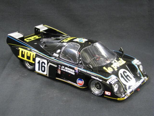 Spark Rondeau M379 1980 Rondeau   Jaussoaud 24h Le Mans (MCC)
