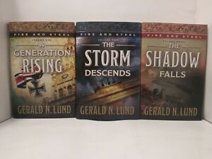 Fire-and-Steel-Hardcover-Series-3-books-Gerald-N-Lund