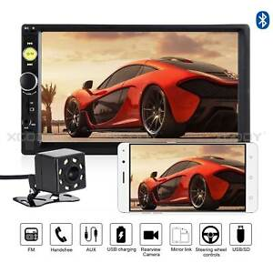 7-034-Bluetooth-Touch-Screen-Double-2DIN-Car-Stereo-Radio-MP5-MP3-Player-HD-Camera