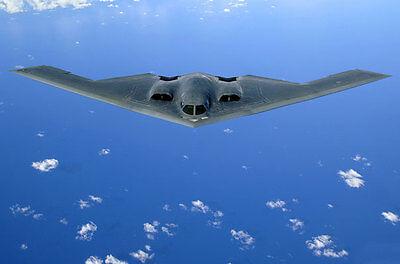 MA14 Military Aircraft  B-2 Spirit Stealth Bomber Plane Poster Print A2 A3