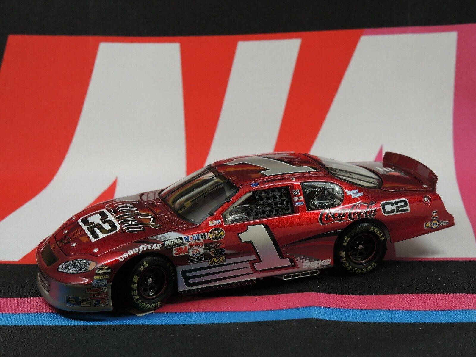 John Andretti Coca Cola C2   Dale Earnhardt Legacy 2004 1 24