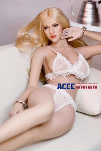 SELLER PHICEN 1//6 American Beauty Seamless Figure Doll Set with Lingeries U.S.A