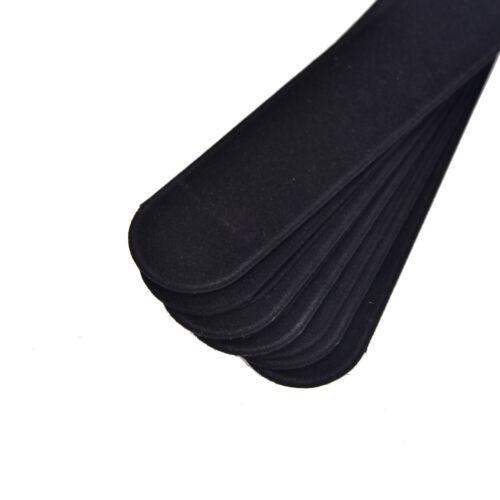 10Pcs Vintage Black Cloth Fountain Pen Case Bag Pen Holder Sleeve Pouch MF