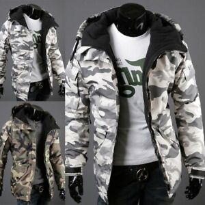 Mens-Hooded-Camouflage-Cotton-padded-Jacket-Overcoat-Casual-Winter-Warm-Coat