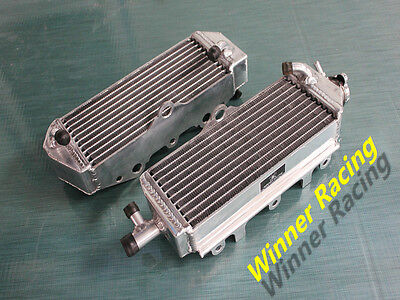 "Aluminum Alloy Radiator Fit Suzuki RM125 125CC 2-STROKE /""N//P/"" MODEL 1992-1995"