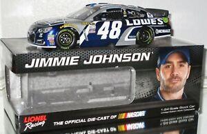 2016-Jimmie-Johnson-48-LOWE-039-S-LIQUID-COLOR-1-24-car-10-108-AWESOME-RARE-CAR