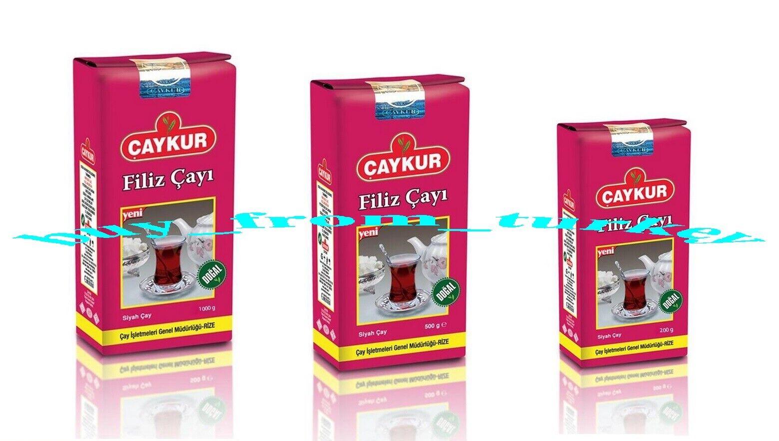 Black Tea, Turkish Tea by Çaykur / 200 g / 500 g