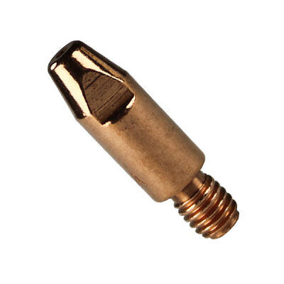 Parweld Mig Contact Tip 6mm Thread Welding Tip Mig Tip MB15 Tip 0.6mm
