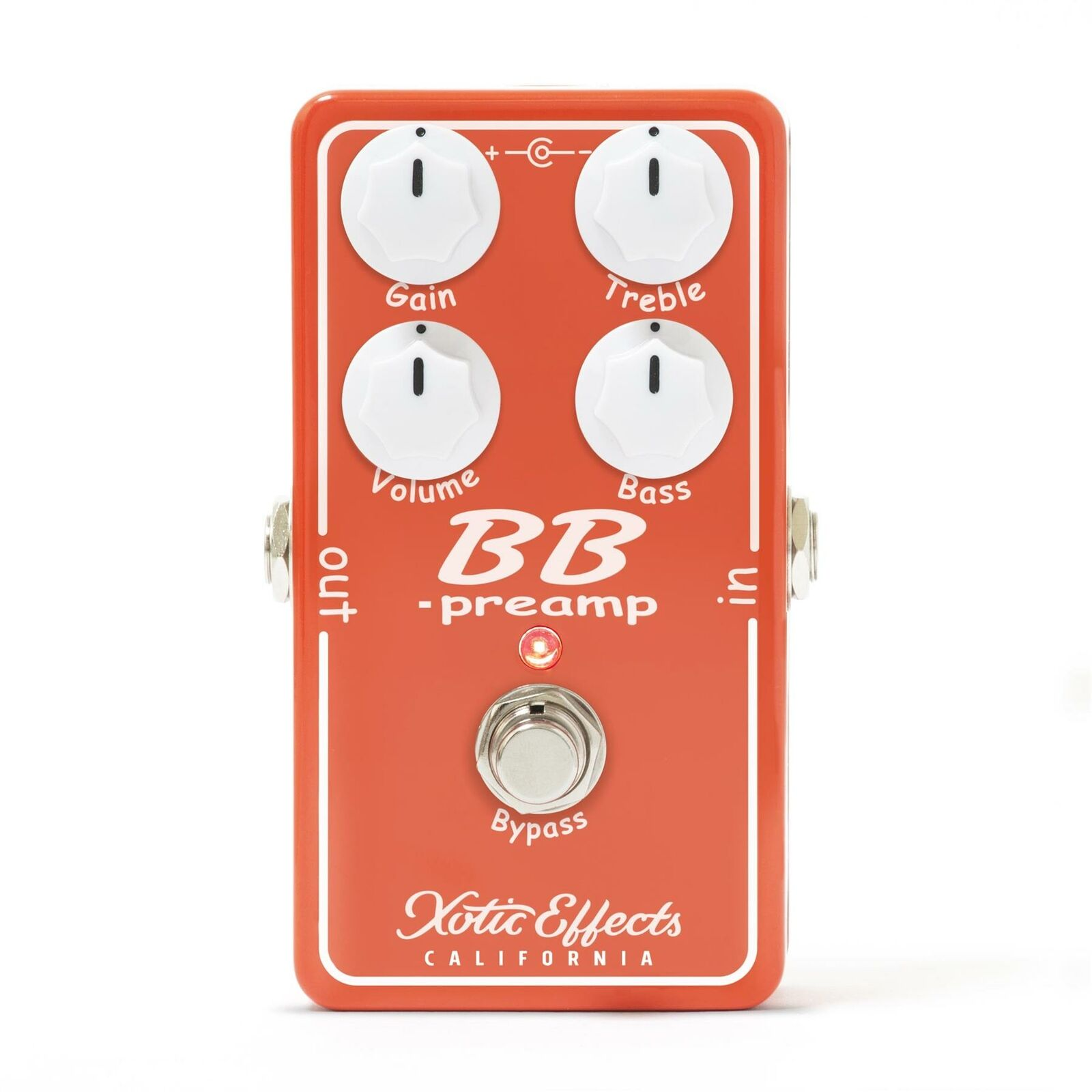 Xotic Effects BB Preamp V1.5 Pedal