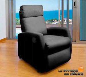 Sill N Relax Modelo Comfort Premium Pared Cero Negro Ebay