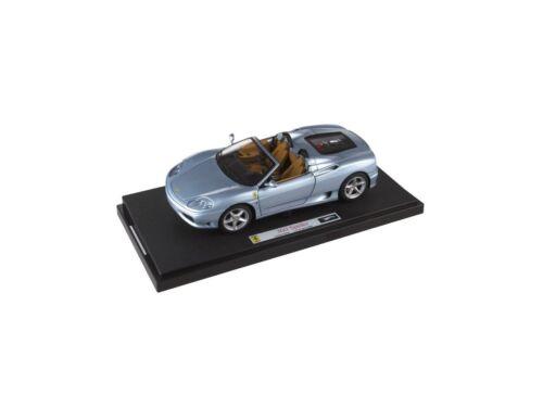 Hotwheels Mattel P9905 FERRARI 360 MODENA SPIDER 2000 1//18 Modellino
