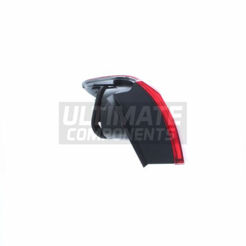 VW Passat Mk5 CC Coupe 5//2008-2//2012 Outer Wing Rear Light Lamp Drivers Side