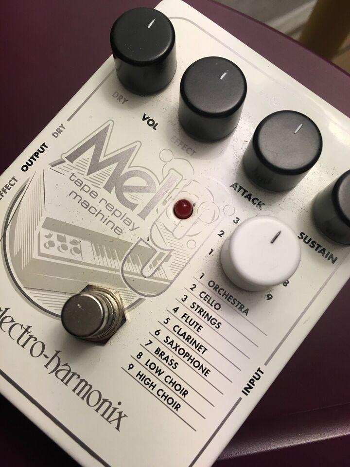 Guitar Synth, Electro Harmonix Mel9