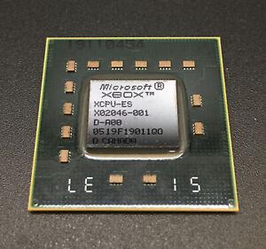 Microsoft-XCPU-Xenon-CPU-X02046-Engineeing-Sample-IBM-PowerPC-XBox360-ES