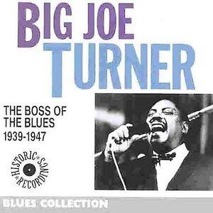 FREE US SHIP. on ANY 3+ CDs! NEW CD Joe Turner: Boss of Blues 1939-1947