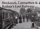 Brecknock, Carmarthen and Radnor's Lost Railways by Peter Dale (Paperback, 2005)