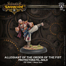 Warmachine: Protectorate of Menoth Allegiant of the Order of the Fist PIP 32060