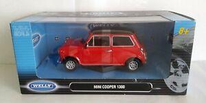 MINI COOPER 1300 WELLY SCALA 1/24