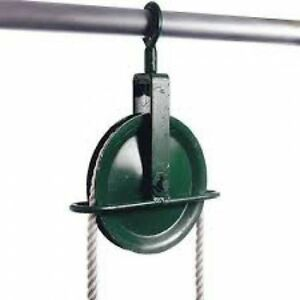 8-034-Gin-Wheel-250KG-Scaffolders-Scaffolding-Fibre-Rope-Block-Lifting-Swivel