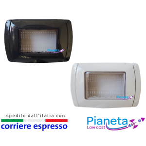 Placche-IP55-autoportante-3-Moduli-esterno-impermeabile-compatibile-living-inter