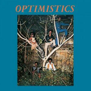 OPTIMISTICS-S-T-LP-VINYL-Europe-Be-With-7-Track-140-Gram-Vinyl-Bewith067Lp