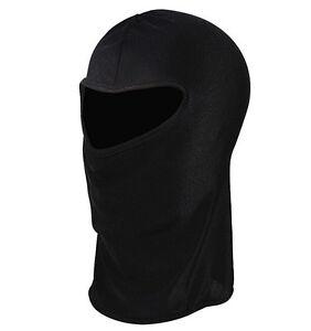 Mask-Motorcycle-Motorcross-Balaclava-Helmet-Light-Liner-Comfort-Universal-Black