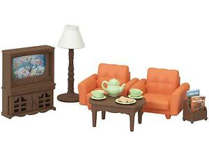 Calico Critters Living Room.Details About Sylvanian Families Living Room Set Se 199 Epoch Calico Critters Japan