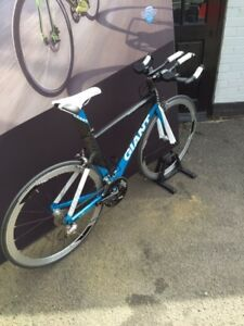 Details about Giant Aeryn Alliance (for Women) Triathlon Bike, Size M,  Immaculate Condition