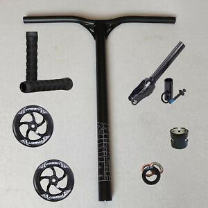 forks clamp headset Bars Blunt Envy T-Bar Set Up Kit Fits any deck grips