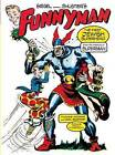 Siegel and Shuster's Funnyman: The First Jewish Superhero, from the Creators of Superman by Mel Gordon (Paperback, 2010)