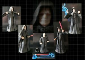 Star Wars Emperor Sheev Palpatine Revenge Of The Sith 3 75 Figure Ebay