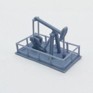 Outland-Models-Model-Railroad-Industrial-Oilfield-Oil-Pump-Jack-1-150-Scale-N