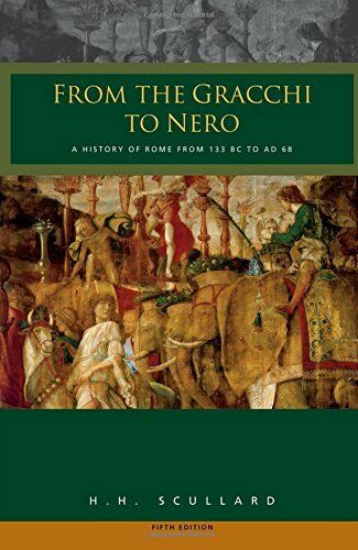 1 of 1 - From the Gracchi to Nero: History of Rome from ... by Scullard, H. H. 0415025273