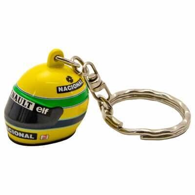 Ayrton Senna Collezione Minichamps Portachiavi Casco 3d F1 1994- Ottima Qualità