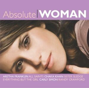 Various-Artists-Absolute-Woman-CD-2006