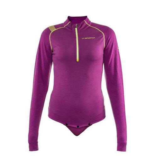 La Sportiva Women Air Bodysuit (M) Purple