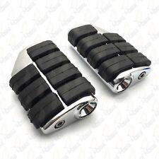 Universal Dually Highway foot pegs footrest For Kuryakyn pegs adapter mount