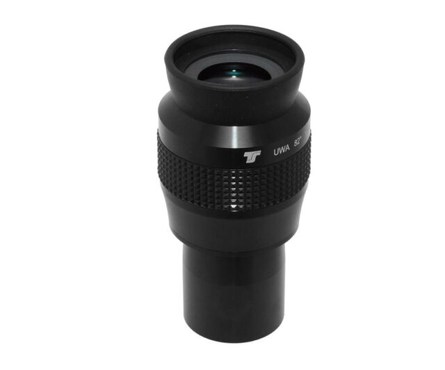 TS-Optics UWA Okular 4mm - 1,25 - 82° Ultra Wide Angle Okular, UWAN4