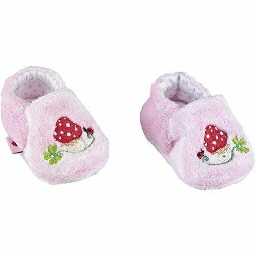 Die Spiegelburg * Babyschuhe BabyGlück 93651 rosa