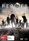 Heroes : Season 3 (DVD, 2009, 6-Disc Set)
